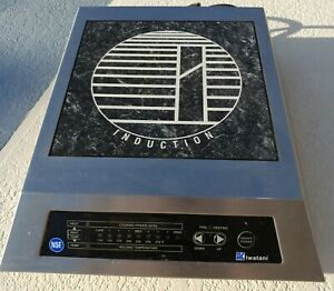 iwatani Us 9000 Low Profile Tabletop 1800w Induction Stove Commercial Grade