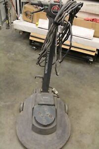 Advance Whirlamatic 20 Floor Buffer Long Cord No Pads Used Working Condition