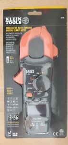 new Klein Tools 400 Amp Ac dc Digital Clamp Meter Auto ranging Cl390