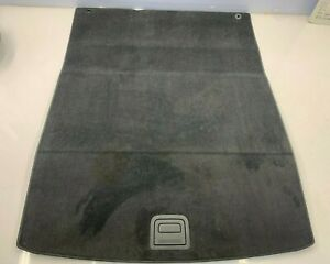 2012 2018 Audi A7 S7 Rs7 Trunk Cargo Spare Floor Carpet Cover Mat Oem 4g8863463a