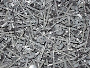300 Pcs New Pole Barn Screws 10 16 X 2