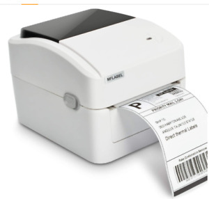 Mflabel 4x6 Direct Thermal Printer Commercial High Speed Label Writer compat