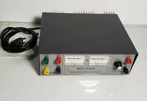 Elenco Xp 581 2 20 V Quad Variable Dc Power Supply