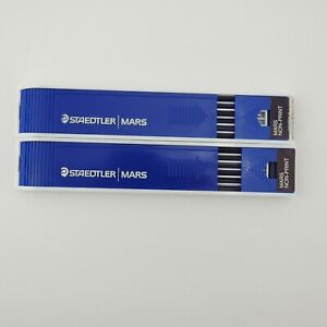 Staedtler Mars Blue Mechanical Pencil Drawing Lead Refills 20840 Germany