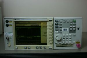 Hp E4406a Vector Signal Analyzer 7mhz 4ghz Fully Tested Warranty
