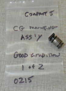 Emco Compact 5 Change Gear Mounting Assembly 0215