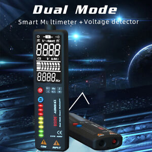 Adms1cl Lcd Intelligent Digital Multimeter electric Pen With Analog Strip