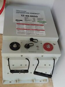 Discover Advanced Energy 12 48 6650 Solar Battery Off Grid