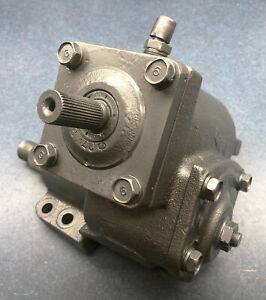 Toyota Landcruiser Manual Steering Box Resurfaced Worm Gear No Core Charge