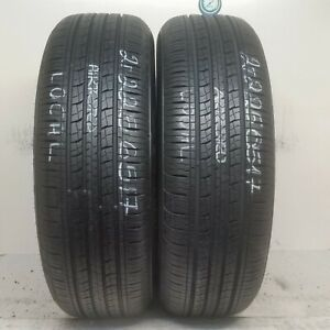No Shipping Only Local Pick Up 2 Tires 225 65 17 Kumho Solus Kh16