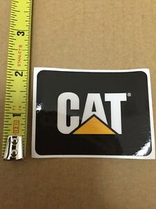 Caterpillar Cat Logo Sticker Decal 2 X 2 5