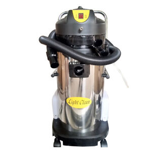 Used 40l 11gal 3 In 1 Multifunctional Carpet Cleaner Extractor Cleaning Machine