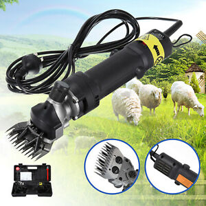320w Shears Goat Sheep Clippers Animal Shave Grooming Farm Livestock Supplies Ce