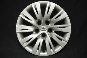 1 Factory Toyota Camry Hubcap Wheel Cover 2012 2013 2014 16 61163 1