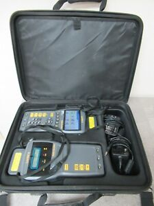 Ideal Lantek Ii Cat6a Cable Certifier 1066l