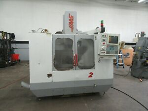 Haas Vf 2 Cnc Vertical Machining Center For Sale
