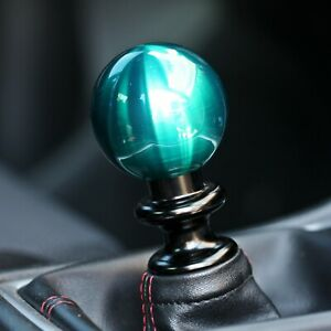 Ssco Candy Teal Sr 55mm 610 Grams Weighted Shift Knob Shifter Sphere