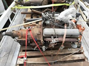 Chevrolet 265 Ci Engine And Power Glide Transmission 1956 Nomad Wagon