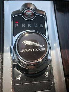 Jaguar Rotary Transmission Selector Gear Knob Cover 09 15 Xf Xk F Pace