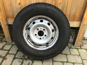 Genuine Ram Promaster Wheels And Tires Set Of 4