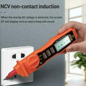 A3002 Digital Multimeter Pen Type 4000 Counts With Non Tool Contact F7j2 Z2z6