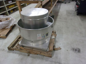 Greenheck Cube 180 20 6 Upblast Roof Or Wall Mount Exhaust Fan Reg1006