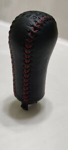Honda Acura Integra Type R Leather Shift Knob With Red Stich Dc2 New Genuine Jdm