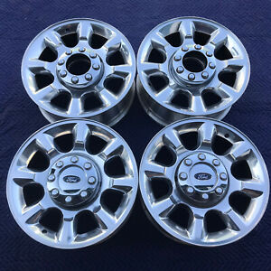 4 20 Ford F 250 F 350 Excursion Oem Factory Rims Wheels 2018 2019 2020 3844
