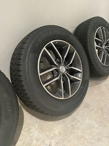 Stock Oem Jeep Grand Cherokee Wheels And Tires