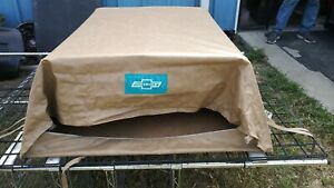 Nos Gm 63 67 Chevy Station Wagon Roof Luggage Carrier Chevelle Impala Biscayne