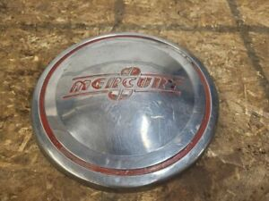 1939 1940 Mercury Coupe Sportsman Sedan Eight Hubcap Wheel Cover Center Cap