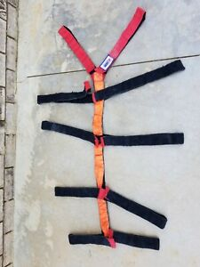 Used Back Board Spine Board Spider Straps