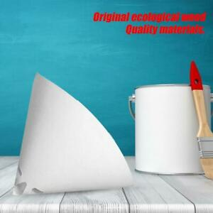 100 Micron Fine Paint Paper Strainers Sieve Filter Nylon Mesh Net Funnel Tools