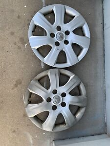 16 Hubcaps Fits Toyota Camry 2010 2011 Wheel Cover Oem Lot Of 2