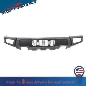 Raptor Style Steel Front Bumper Assembly Kit For F 150 2009 10 11 12 13 2014