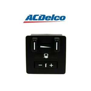 15926102 Ac Delco Trailer Brake Control New For Chevy Suburban Yukon Chevrolet