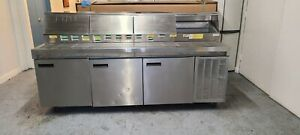 Delfield Refrigerated Pizza Prep Table