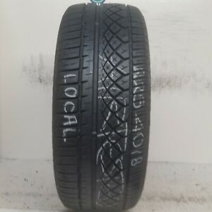 No Shipping Only Local Pick Up 1 Tire 225 40 18 Continental Extremecontact