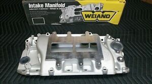 Bbc Chevy 396 454 Weiand 177 Supercharger Blower Intake Manifold New