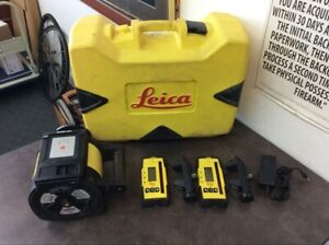 Leica Rugby 810 Self Leveling Laser lin021990