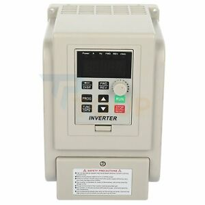 3hp 220v 2 2kw Variable Frequency Drive Inverter Vfd Single To Three Phase