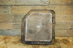 1969 Up Gm Chevrolet Buick Oldsmobile Pontiac Th350 Turbo 350 Transmission Pan