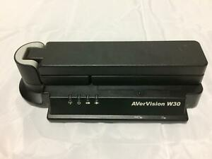Avervision W30 Portable Visualizer Camera Scanner scanner Arm Only 58357