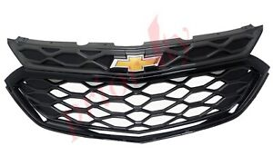 84384741 Chevrolet New Front Grille Mosaic Black 2018 2020 Chevrolet Equinox