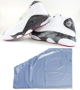 Shoe Shrink Wrap Bags Sneaker Shrink Wraps Fits Up To Men Size 15 Effectively