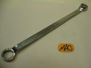 Mac Tools Double Box End Wrench Bl2022 5 8 X 11 16 Usa Nice