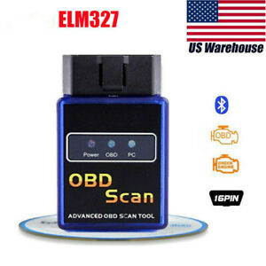 Mini Bluetooth Obd2 Elm327 V2 1 Code Reader Auto Diagnostic Scaner