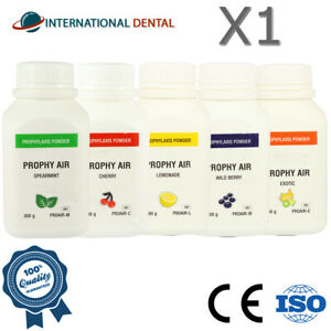 Dental Prophy Air Prophylaxis Flavored Powder Teeth Polish Plaque Stain Remove