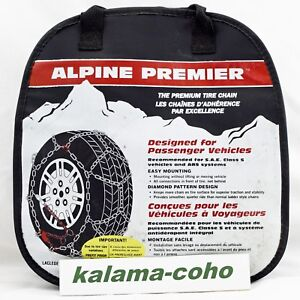 Chains 1545 Alpine Premier Tire Snow Chain