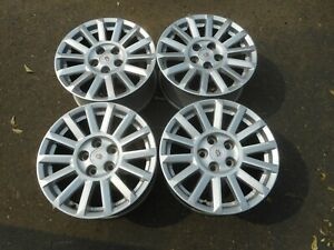 17 Cadillac Cts Oem Factory Sliver Alloy Wheels Rims 4668 2008 2013